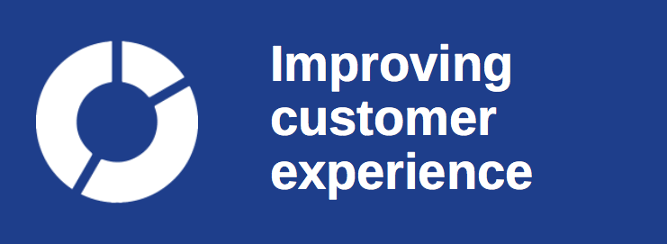 Improving customer experience